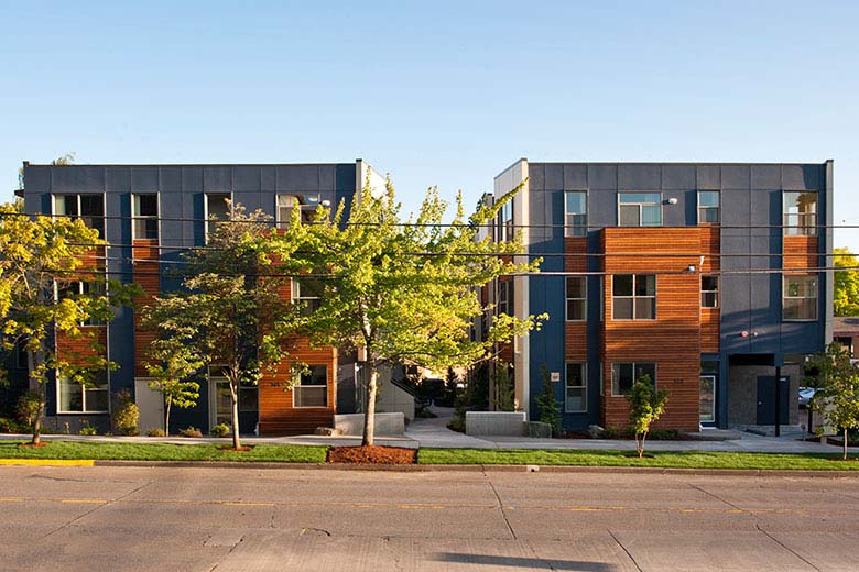 The Pearl Student Housing Eugene Oregon
